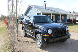 Jeep Liberty, Small SUV 4x4