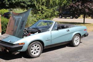 1979 Triumph TR7 Fully restored