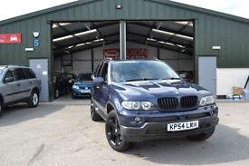 BMW X5 4.4i AUTOMATIC PETROL V8 Sport