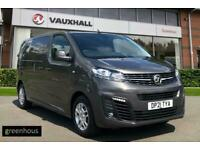 2021 Vauxhall Vivaro Vivaro 2700 1.5d 120 L1 H1 Sportive Van Van Diesel Manual