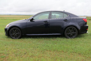 2007 Lexus IS350