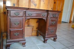 quality antique desk bureau