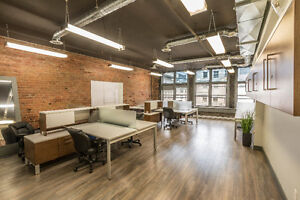 Modern Office Space For Lease! Old Port. Available Immediately.
