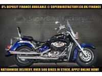 2006 06 SUZUKI INTRUDER 800 VL800CC 0% DEPOSIT FINANCE AVAILABLE
