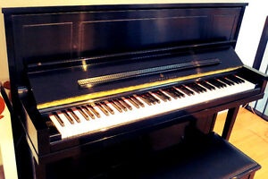 2005 Steinway & Sons upright model 1098 Prince George British Columbia image 4
