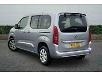 2021 Vauxhall COMBO LIFE 1.5 Turbo D SE 5dr [7 seat] Manual Estate Diesel Manua