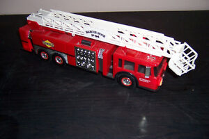 Sunoco FireTruck with lights and sound
