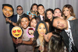 Photo Booth for High School Formals & Graduations