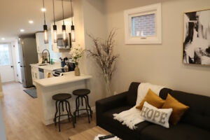 Stunning Furnished 2 Bedroom Home near Locke St - All Inclusive