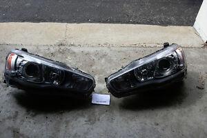 Wanted projectors For  Mitsubishi lancer 08-15