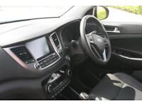2016 Hyundai Tucson 2.0 CRDI Blue Drive Premium SE 2WD Diesel black Manual