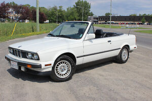 BMW E30 325 IC convertible + hardtop