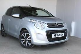 2016 CITROEN C1 1.0 VTi Flair 5dr ETG