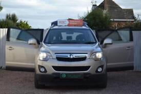 2013 13 VAUXHALL ANTARA 2.2 EXCLUSIV CDTI 5D AUTO 161 BHP DIESEL