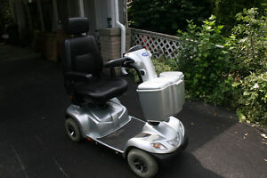 Mobility Scooter ( Invacare Pegasus 4 Wheel )