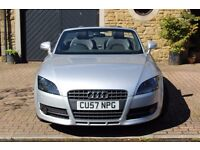 Audi TT Roadster 2.0 TFSI S-Tronic auto with leather
