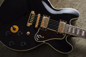 Like New Epiphone by Gibson B.B.King Lucille Guitar-Ebony