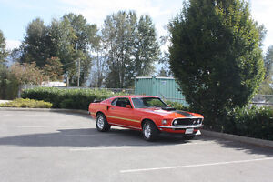 WANTED: classic mustang