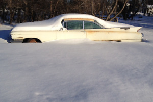 Wanted 1960 Cadillac miscellaneous parts