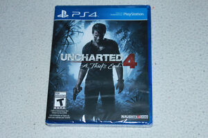 Ps4  Uncharted A Thief's End.