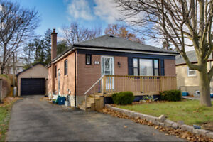Full 1 Bedroom Basement Apartment in Oshawa for Lease!