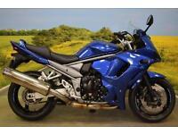 Suzuki GSX1250FAL 2012**ABS, DIGITAL DISPLAY, SHIFT INDICATION LIGHT, TANK PAD**