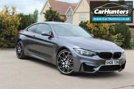 image for 2017 BMW M4 3.0 M4 COMPETITION 2d 444 BHP Coupe Petrol Semi Automatic
