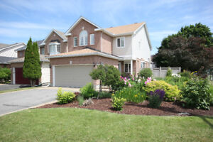 Beautifully Maintained Home for Sale in Barrhaven