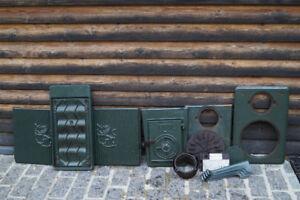 Jotul 602 Fireplace Wooden/Poele a bois