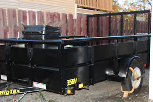 BIG TEX 35SV 6.5'x10' TRAILER