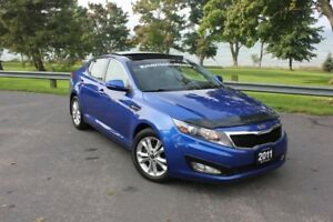 2011 Kia Optima 4dr Sdn