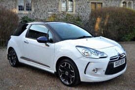 Citroen DS3 1.6e-HDi Airdream DStyle Plus, 62K MILES, FULL CITROEN HISTORY