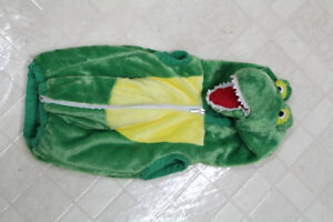 Dinosaur Costume (gender neutral) size 18 months