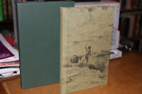 Folio Society, Robert Louis Stevenson, Travels with a Donkey, NF