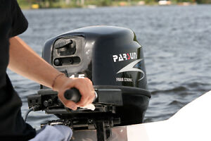 NEW 9.8 HP Outboard