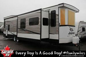 2019 JAYCO JAY FLIGHT BUNGALOW 40LOFT