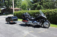 6 cylindres Gold Wing Se