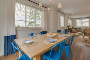 Gorgeous 4 bed 3.5 bath townhome in South Surrey- Morgan Creek