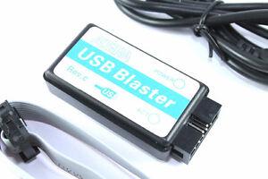 Puuli Altera compatible programmer USB FPGA CPLD JTAG