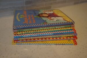 """7 YOUNG ADULT """"JUNIE B. JONES"""" SOFT COVER BOOKS~$1.99 EACH~"""