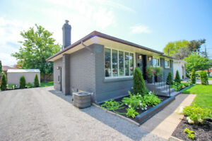 Updated Northend Bungalow