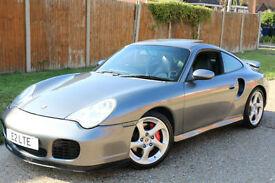 Porsche 911 3.6 auto 2000MY Turbo Tiptronic S
