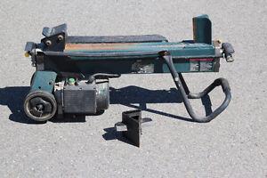 4 Ton Log Splitter