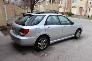 2005 Subaru WRX Hatchback/Wagon London Ontario image 2