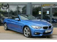 2015 BMW 4 Series 2.0 420i M Sport 2dr Convertible Petrol Manual