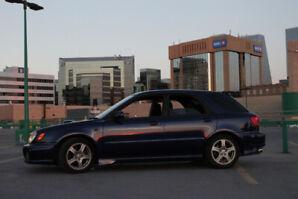 2001  JDM Impreza WRX