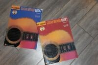 Hal Leonard Guitar Music Lesson Books 2 and 3