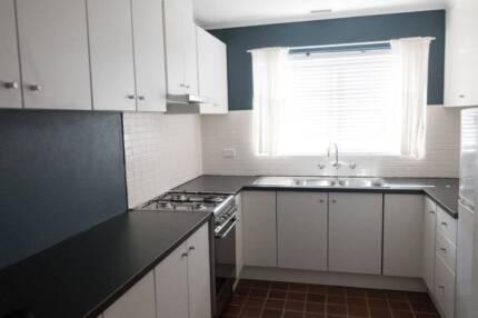 Double brick 2 bedroom apartment