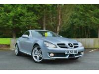Mercedes-Benz Low Mileage 54K. Mls AMG Styling SLK200 Kompressor auto F.S.H.