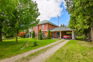 One of a kind 40-acre farm property with endless opportunity!